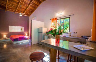 los nancites location costa rica grand studio chambre cuisine