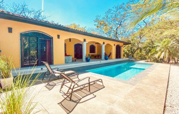 Location Costa Rica Villa Dulce, autre façade