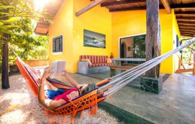 Los Nancites Location Costa Rica hamac